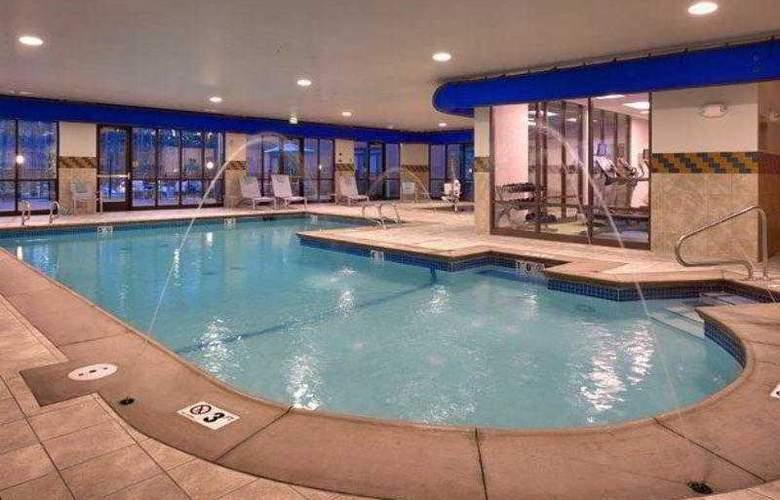 SpringHill Suites Coeur d´Alene - Hotel - 10