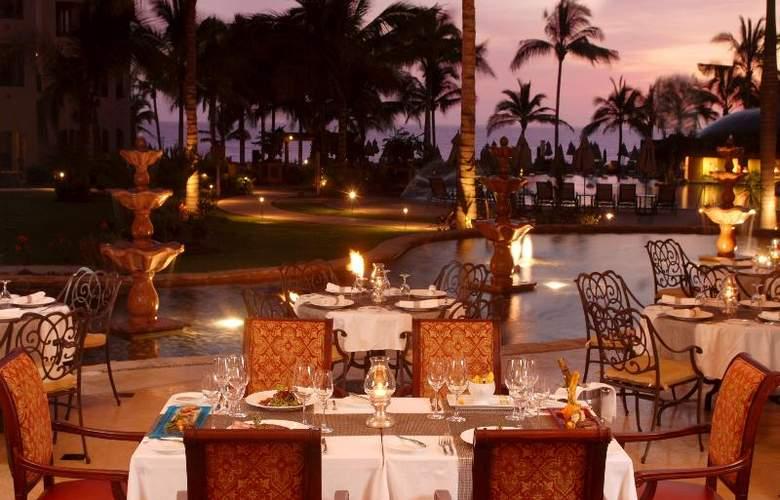 Villa La Estancia Nvo Vallarta Beach Resort & Spa - Restaurant - 26