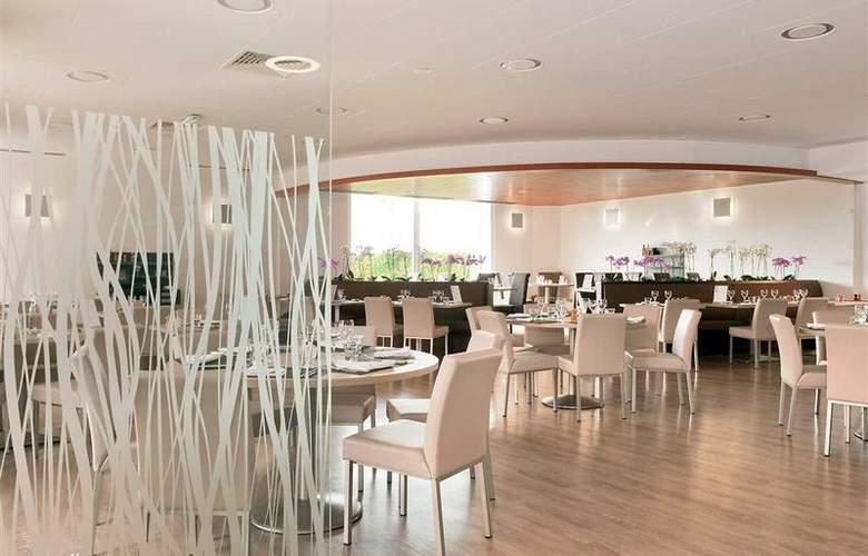 Novotel Reims Tinqueux - Restaurant - 55