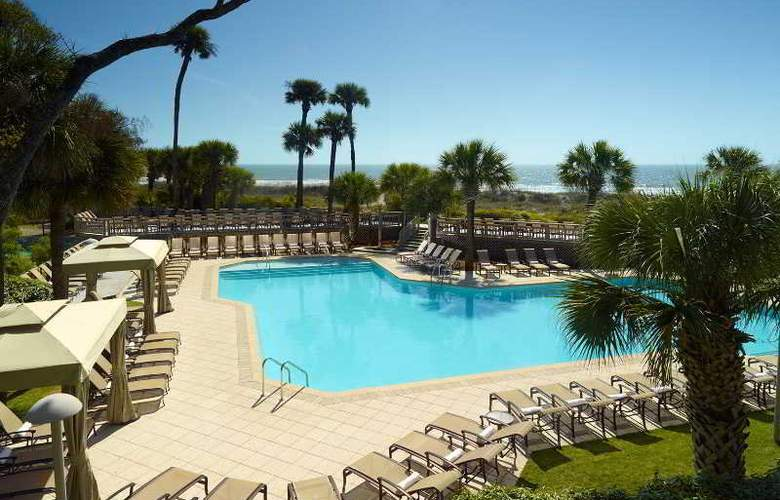 Omni Hilton Head Oceanfront Resort - Pool - 5