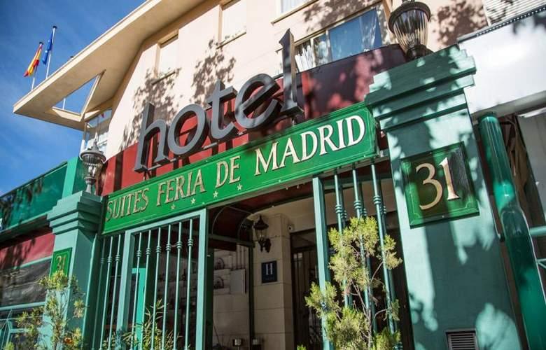 Suites Feria de Madrid - Hotel - 0