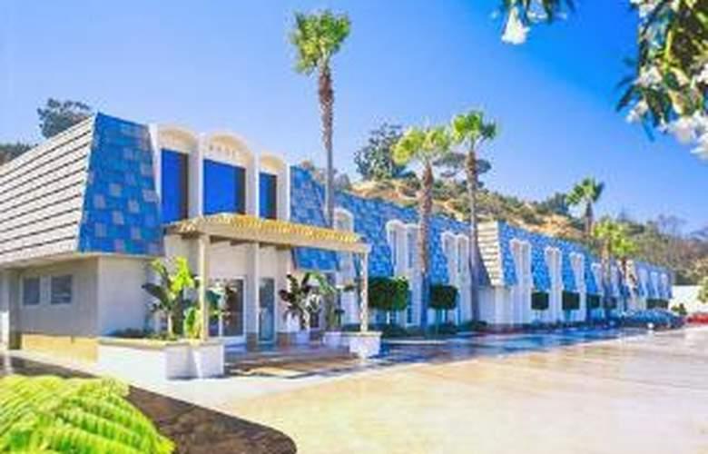 Comfort Inn & Suites Hotel Circle SeaWorld Area - General - 3
