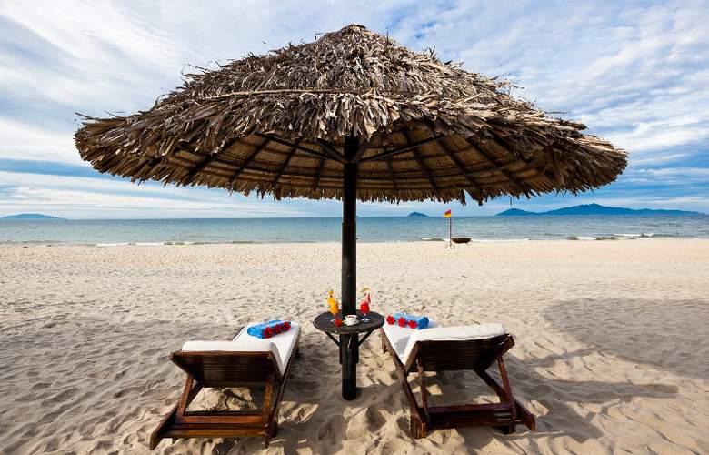 Victoria Hoi An Beach Resort & Spa - Beach - 15