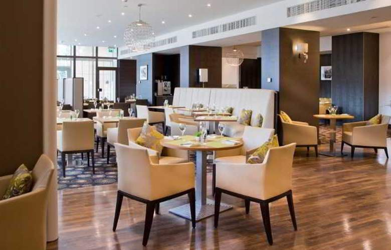 Doubletree By Hilton Luxemburg - Restaurant - 16