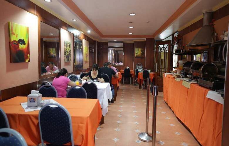 La Cresta Inn - Restaurant - 10