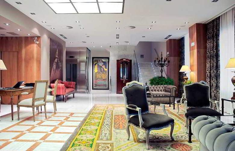 Gran Hotel La Perla - Hotel - 0