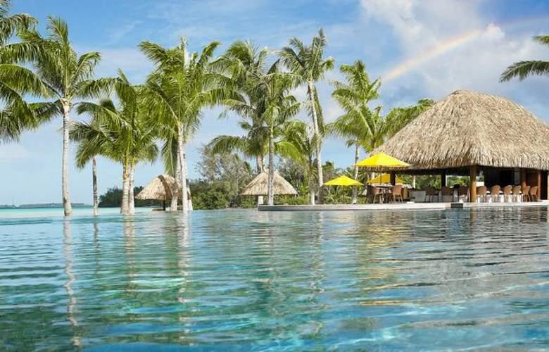 Four Seasons Resort Bora Bora - Pool - 2