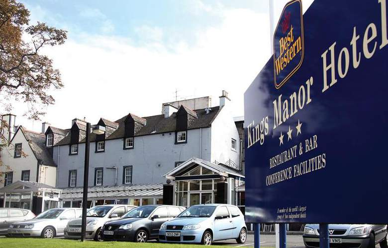 Best Western Kings Manor Hotel - Hotel - 180