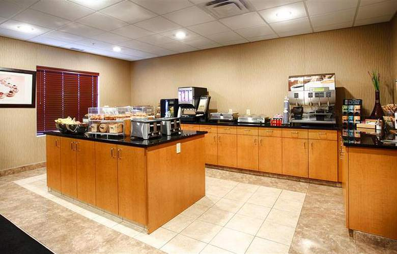 Best Western South Edmonton Inn & Suites - Restaurant - 142