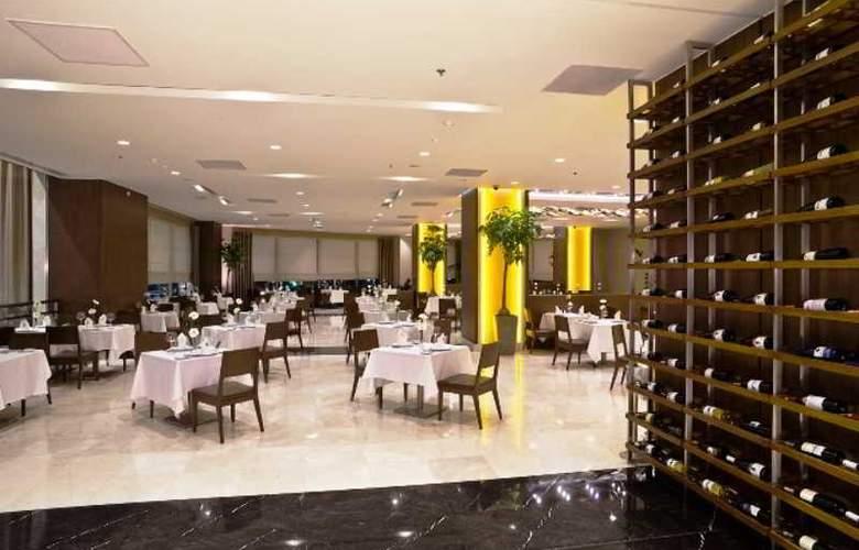 Ramada Plaza Tekstilkent - Restaurant - 9