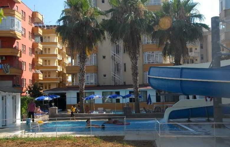 Best Alanya Hotel - Pool - 8