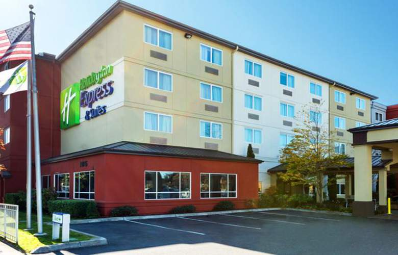 Holiday Inn Express & Suites North Seattle - Shoreline - Hotel - 0