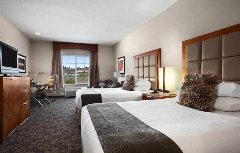 Best Western Peppertree Inn At Omak - Hotel - 11