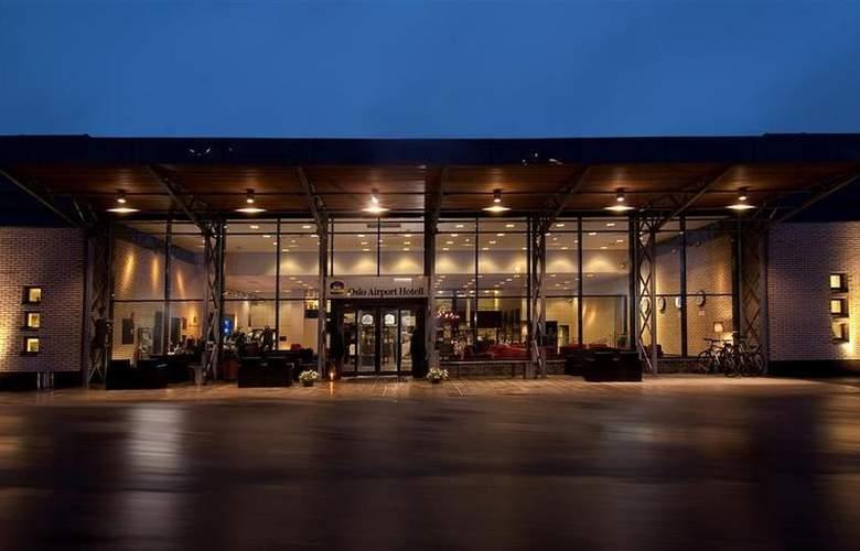 Best Western Oslo Airport - Hotel - 43