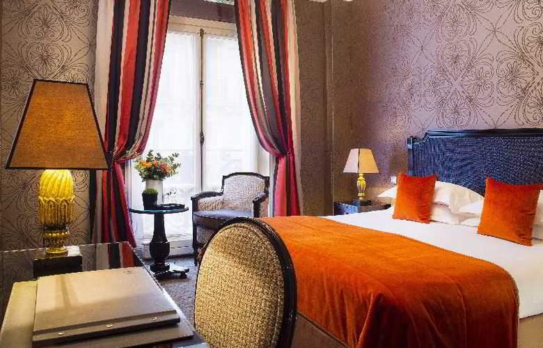West end Paris - Room - 18
