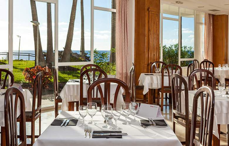 Sol La Palma Apartamentos - Restaurant - 18