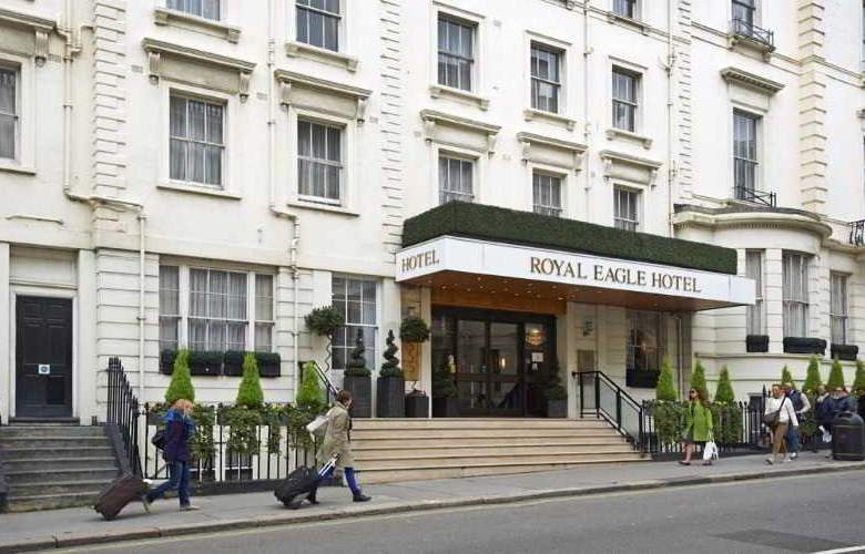 Royal Eagle - Hotel - 8