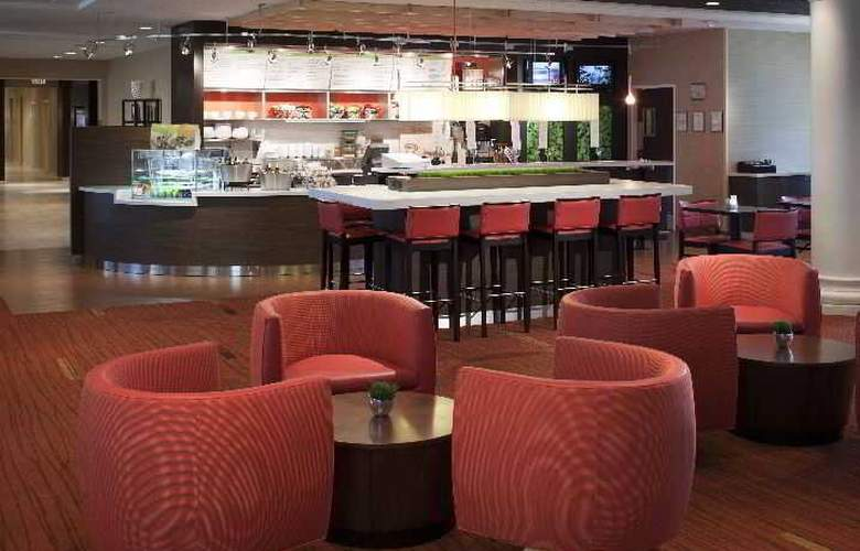 Courtyard By Marriott Alexandria - Bar - 2