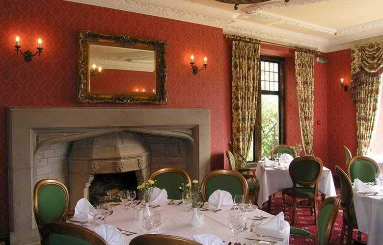 Kincraig Castle Hotel - Restaurant - 6