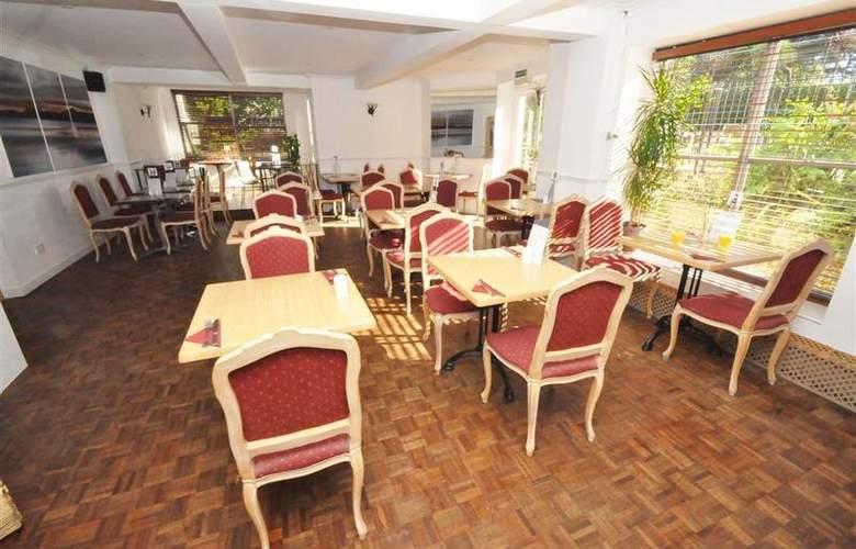 Best Western Montague Hotel - Restaurant - 147