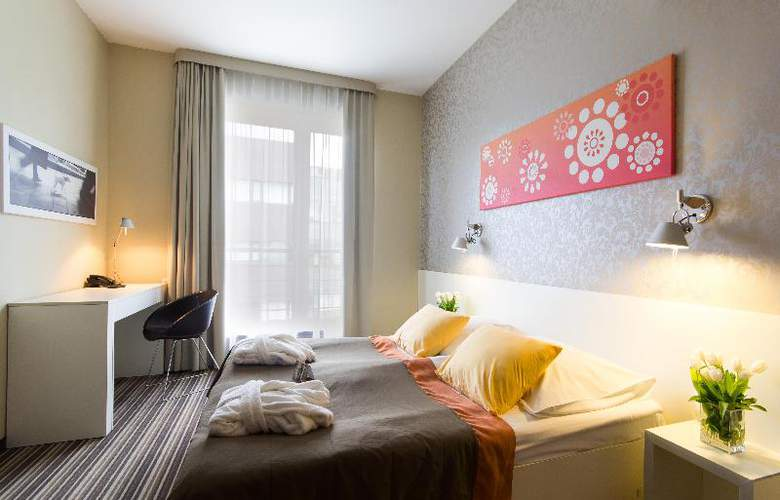 Park Hotel Diament Wroclaw - Room - 16
