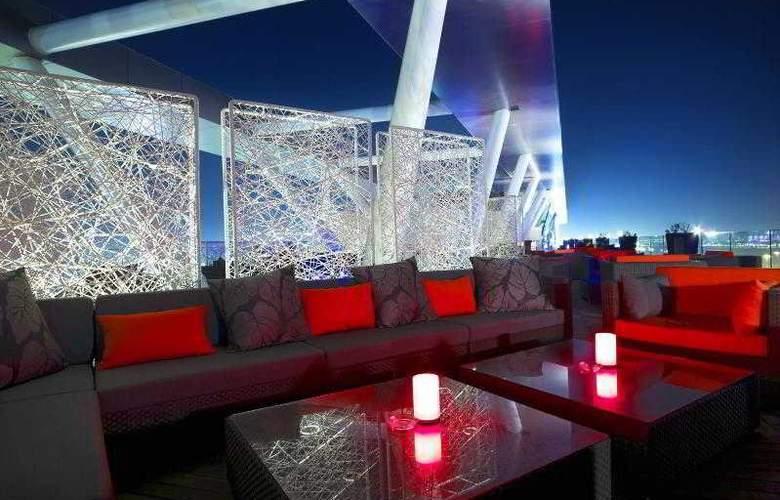 Aloft Abu Dhabi - Terrace - 52