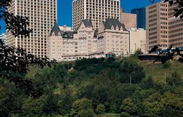 The Fairmont Hotel MacDonald - Hotel - 0