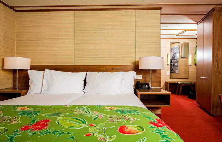 SS Rotterdam by Westcord Hotels - Room - 19