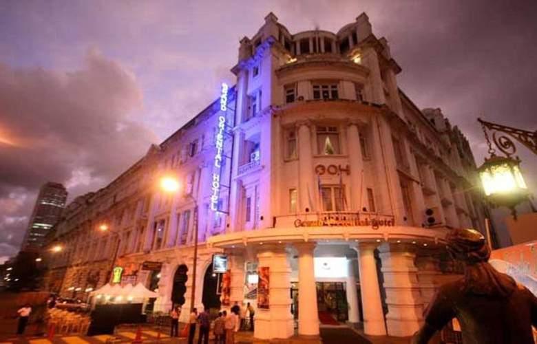 Grand Oriental Hotel - Hotel - 1