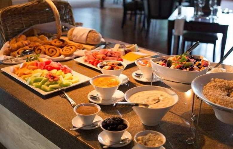 Premier Hotel Knysna - The Moorings - Restaurant - 20