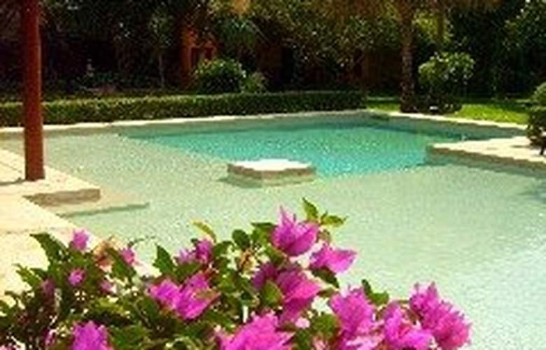 Hacienda Misné - Pool - 5