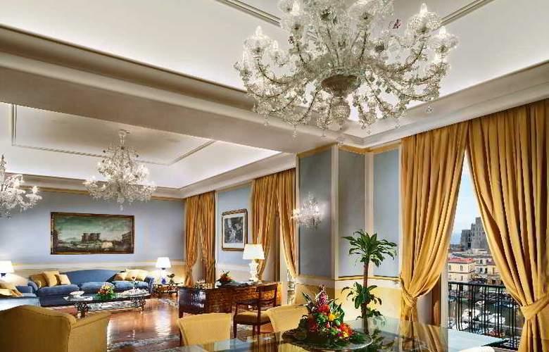 Grand Hotel Vesuvio Naples - Room - 8