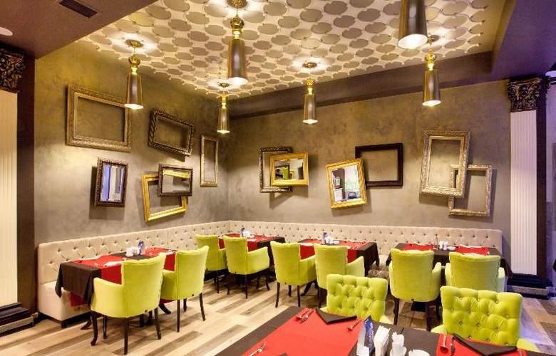 Teatro Boutique Hotel - Restaurant - 20