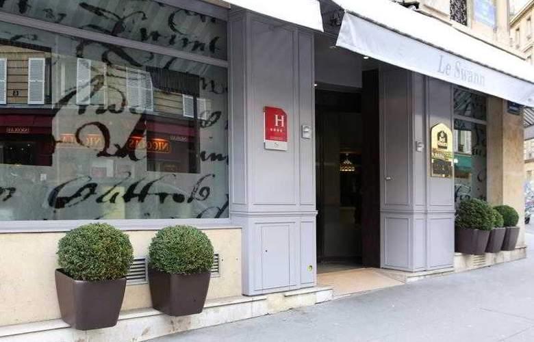 Best Western Hôtel Littéraire Premier Le Swann - Hotel - 64