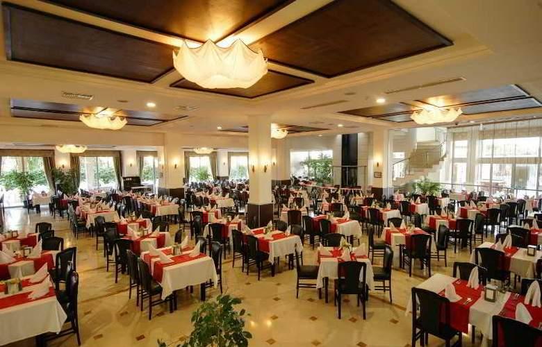 Aska Washington Resort & Spa Hotel - Restaurant - 18