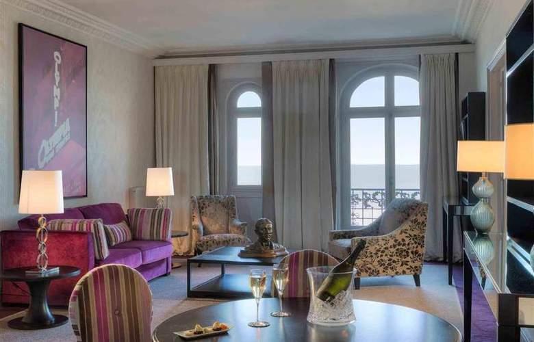 Le Grand Hôtel Cabourg - Room - 61