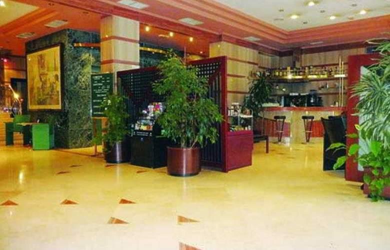 Hotel Sercotel Ciudad de Oviedo - General - 1