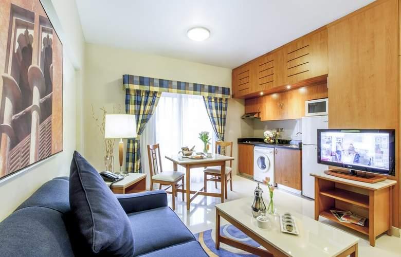 Golden Sands Hotel Apartments 3 - Room - 10