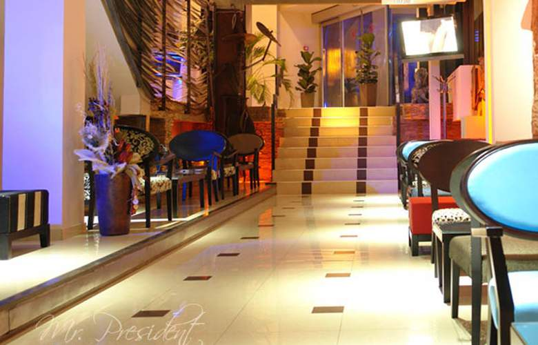 Design Hotel Mr. President - Hotel - 5