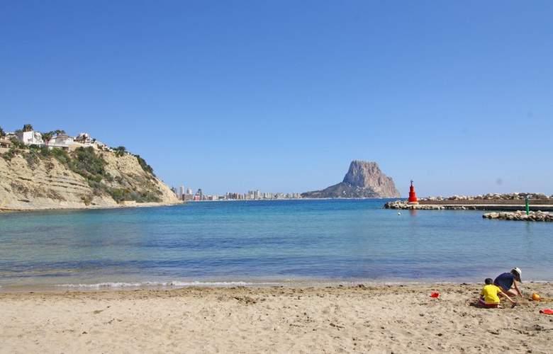 Canuta Baja Costa Calpe Bungalows - Beach - 3