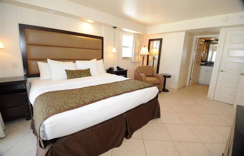 Best Western Plus Beach Resort - Room - 259