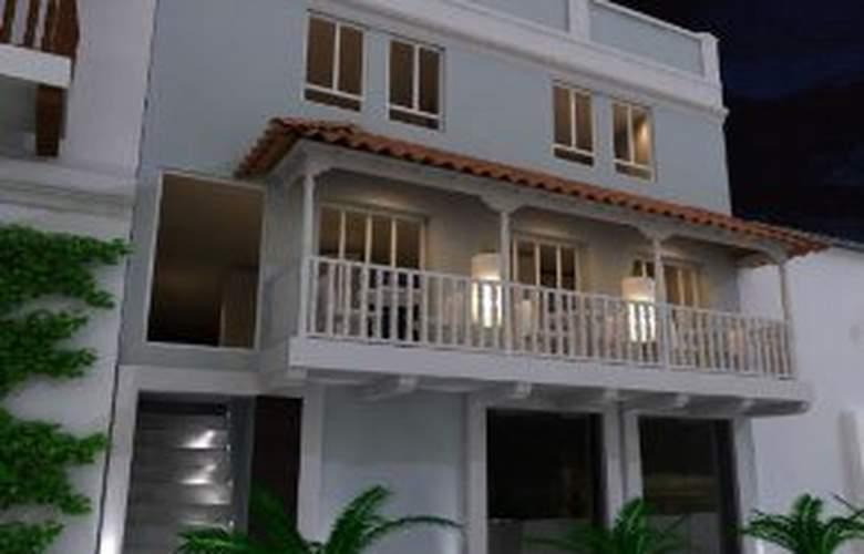 Arsenal Hotel Cartagena - General - 1