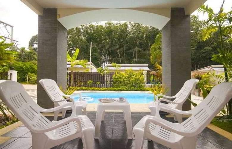 Baan Santhiya Private Pool Villas - Terrace - 7