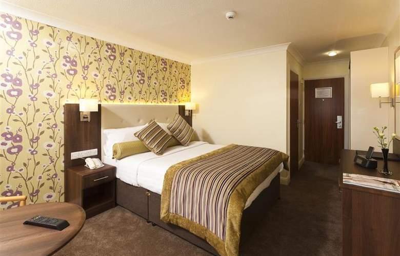 Best Western White Horse Derry - Room - 59