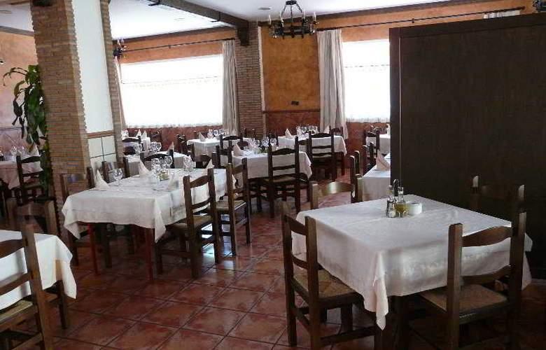 Apartamentos Maracay - Restaurant - 8