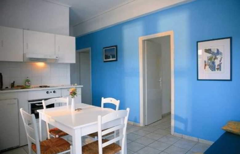 Daphne´s Club Hotel Apartments - Room - 1