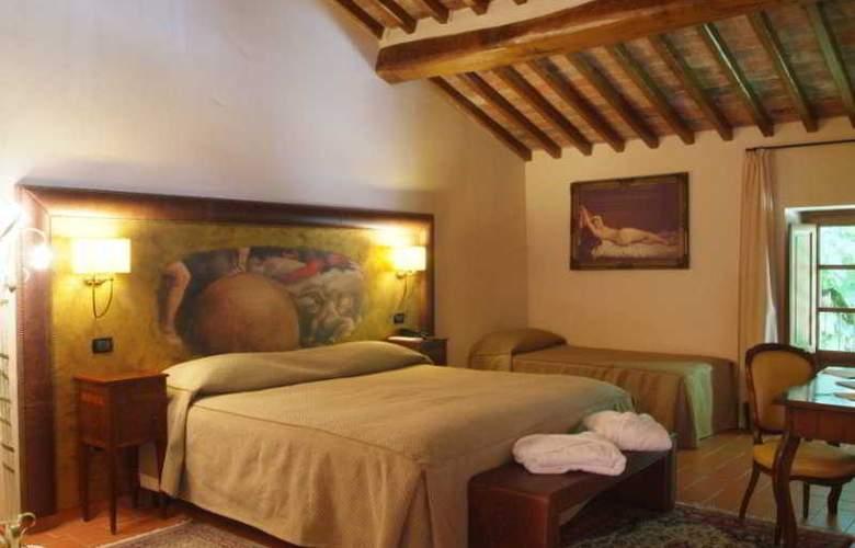 Villa Campomaggio Appt - Room - 3
