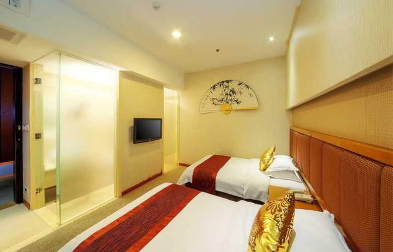 Euro Garden Hotel Guangzhou - Room - 15