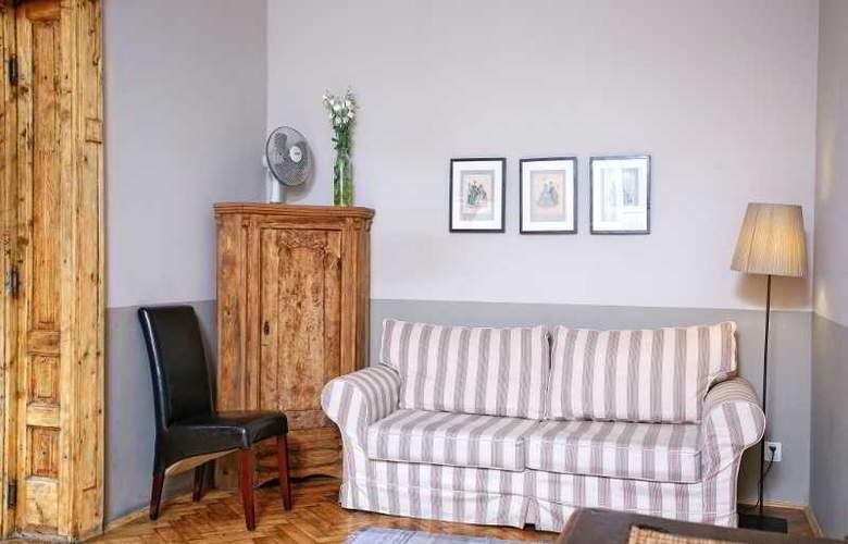 Antique Apartments Plac Szczepanski - Room - 12