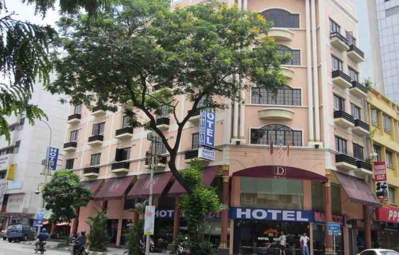 Macktz Comfort Inn Hotel - Hotel - 0